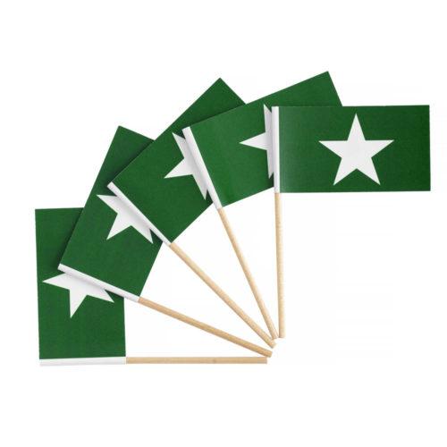 Pappersflagga/ Handflagga